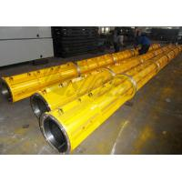Buy cheap φ600mm / φ800mm Concrete Pipe Mould Prestressed Pile Steel Moulds from wholesalers