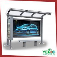 Buy cheap Hot sales billboard outdoor advertising bus shelter in Guangzhou from wholesalers