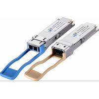 Buy cheap 40km Multirate QSFP+ Optical Transceiver Module HD-QSFP+/40G-ER4 from wholesalers