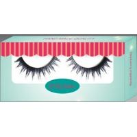 Buy cheap High Fashion Glamorous eyelash private label & Logo synthetic human hair eyelashes from wholesalers