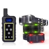 Buy cheap Electric Pet 2000m Dog Training E Collars with Remote vibration and shock from wholesalers