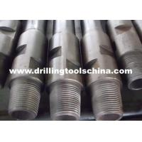 Buy cheap Machining Casting Threaded Drill Rod , 60mm Stainless Steel Drill Rod from wholesalers