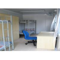 Buy cheap 60mm Portable Classroom Buildings Mineral Wool Insulation Layout Surface from wholesalers