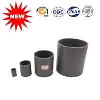 Buy cheap Long Life UPVC Pressure Pipe Fittings , Pvc Pipe And Fittings Coupling Type from wholesalers