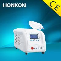 Portable Nd YAG Laser Tattoo Removal / Ota's nevus Wrinkle Removal Machine with CE