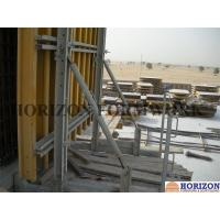 Buy cheap Crane Lifted Jump Form Formwork70cm Working Platform Width For Core Wall product