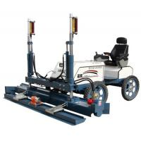Buy cheap Ride on walk behind honda engine concrete laser screed floor level machine from wholesalers