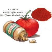 Buy cheap China Lycopene Tomato Extract, 5%,6%,10%,20% HPLC from wholesalers