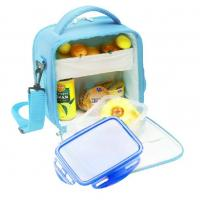Buy cheap Picnic Cooler Childrens Lunch Bags Sky Blue Color 600D Nylon from wholesalers