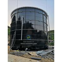 China The first Bolted Glass-Fused-to-Steel Agricultural Water Storage Tanks Manufacturer in China on sale