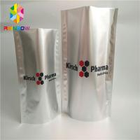 Buy cheap Resealable Aluminum Foil Packaging Bags , Laminated Stand Up Zipper Pouch Food Grade from wholesalers