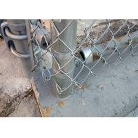Buy cheap 6ft Chain Link Fence Panels/Galvanized Chain Link Wire Mesh from wholesalers