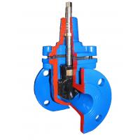 Buy cheap Light Weight Flange End Resilient Seated Gate Valve DIN F4 / Ductile Iron Gate Valves from wholesalers