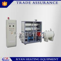 Buy cheap 120KW double pump thermal fluid boiler for hot rolling machine from wholesalers