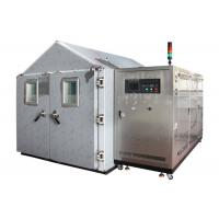 Buy cheap Cyclic Corrosion Salt Spray Test Machine , Salt Fog Chamber Aging Resistant from wholesalers