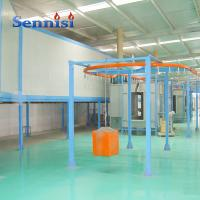 Buy cheap Aluminum Profile Steel 503W Powder Coating Line from wholesalers