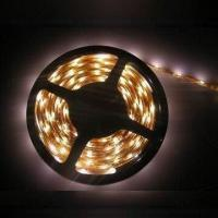 Buy cheap Yellow Flexible LED Strip with IP65/IP67 Rating, 5050 SMD, Available in Various Colors product