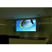 Buy cheap IP30 thinner LED TV display panels / p5 indoor led display With Remote control from wholesalers