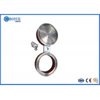 Buy cheap Alloy 800 BY Spacer Ring Paddle Blind Flange 1/2 - 24 Inch Forged ASME B16.48 from wholesalers
