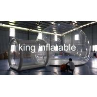Buy cheap OEM Outdoor Inflatable Clear Bubble Tent 6m Dia Inflatable Camping Tent from wholesalers