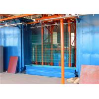 Buy cheap PVC Powder Coating Wire Galvanizing Line For Welding Mesh Fence And Pots from wholesalers