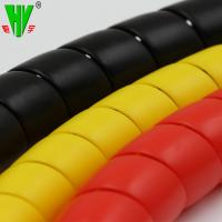 Buy cheap Plastic protective high cover hydraulic hose sleeve flexible hose guard from wholesalers