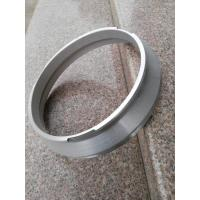 Buy cheap Elastic Printing Machine Spares Aluminum Rotary Screen End Ring 640 Dimensional Stability from wholesalers