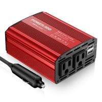 Buy cheap 12V DC to 110V AC Automotive Power Converter , Vehicle Power Inverter from wholesalers