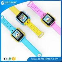 Buy cheap New Products 2016 GPS Tracker V83 Kids Smart Watch wrist watch gps tracking device android IOS for kids product