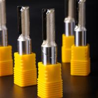 Buy cheap Diamond PCD Router Bits Custom Coating With Advanced Grinding Techniques from wholesalers