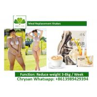 Buy cheap Meal Replacement Smoothies For Weight Loss , 6 Days Diet Milk Tea Powder from wholesalers