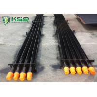 China Grade S-135 Steel Dth Drill Rod Api Standard Friction Welded Drill Pipe Rock Drill Rods on sale