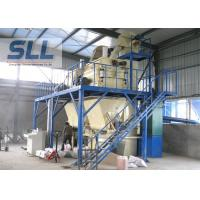 Buy cheap Self Leveling Mortar Mixing Equipment With Packaging Machine Easy Operate from wholesalers
