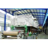 Buy cheap Corrugated Paper/liner Paper Production Line from wholesalers