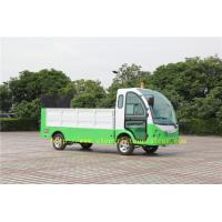 Buy cheap Village Electric Baggage Cart , Electric Delivery Vehicle With Batteries 6V*12 Pcs from wholesalers