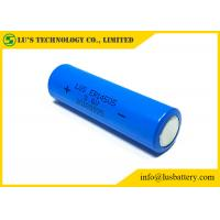 Buy cheap ER14505 lithium battery AA Size 3.6V 2400 mAh Use for Water meters Gas meters from wholesalers
