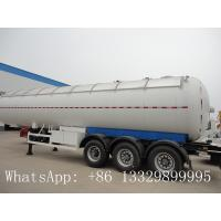 Buy cheap CLW 3 axle LPG Semi Trailer 25 ton, 59520 Liter capacity from wholesalers