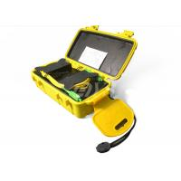 Buy cheap Black / Yellow OTDR Launch cable Fiber Optic Terminal box For CATV from wholesalers