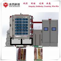 Buy cheap Rose Gold Door Handle Ion Plating Machine , Titanium Nitride Pvd Coating Equipment from wholesalers
