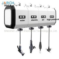 Buy cheap Wall Mounted Auto Retractable Electric Cord Reel Combination Box Drums For Car Washing from wholesalers