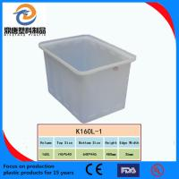 Buy cheap Injection molding plastic turnover box from wholesalers