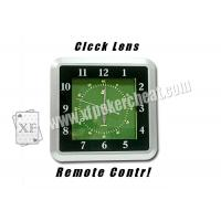 Buy cheap Digital Plastic Wall Clock Casino Cheating Devices For Back Side Scan System from wholesalers