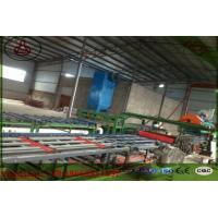 Buy cheap Gypsum Board Equipment Fiber Cement Board Production Line , Calcium Silicate Board Machine from wholesalers