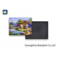 Buy cheap Promotional Item 3D Lenticular Magnet / PET Material Fridge Magnets from wholesalers