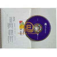 Buy cheap Windows Genuine COA License Sticker For Windows 7 / 8.1 /10 Pro Retail Version from wholesalers