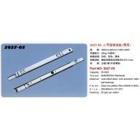 Buy cheap Slide Rail/Guide/Bearings/45mm/three-fold rail/hinge/drawer slides/ball bearing slide from wholesalers