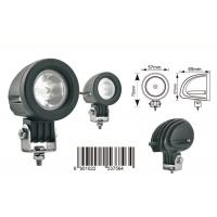 Buy cheap 10W Round LED Vehicle Driving Lights IP67 PMMA Lens For Motorcycle from wholesalers