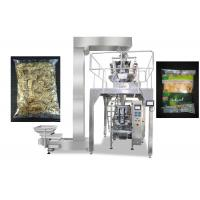 Buy cheap 10 Heads Seed / Sugar Food Packing Machine Lamination Film Bagging from wholesalers