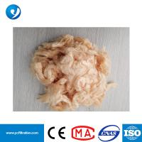 Buy cheap Long Service Life 100% Pure PTFE Fiber Needled Felt Filter Bag for Cement Dust Collector Bag from wholesalers
