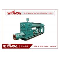 Buy cheap Geramic Mixing Blade Automatic Brick Making Machine / Manufacturing Machine Vacuum Extruder from wholesalers